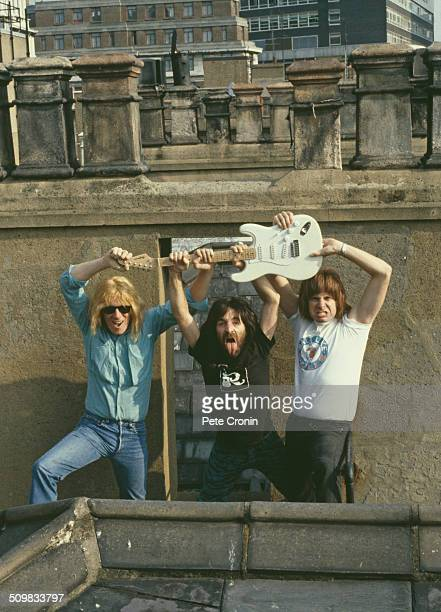 Parody English heavy metal band, Spinal Tap , 1984.