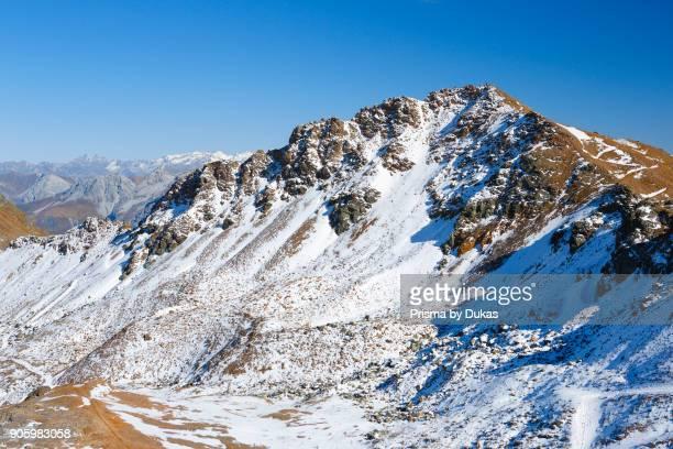 Parpaner Rothorn East Summit 2899 m GraubÙnden Switzerland