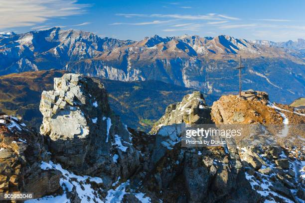 Parpaner Rothorn Grisons Switzerland