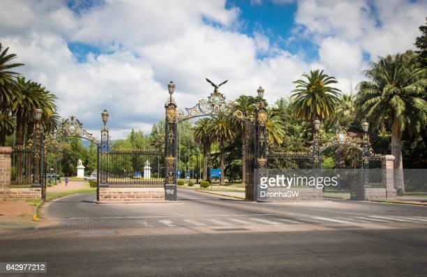 Parque General San Martin, Mendoza, Argentina.