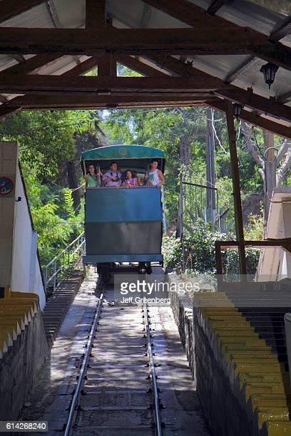 Parque Metropolitano urban park cliff railway