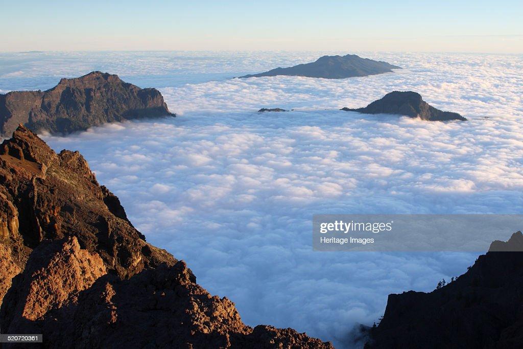 Parque Nacional de la Caldera de Taburiente, La Palma, Canary