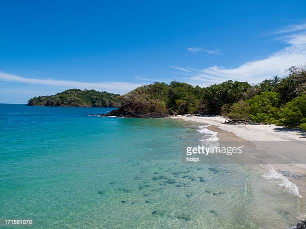parque nacional marino golfo de chiriqu - bay of water stock pictures, royalty-free photos & images