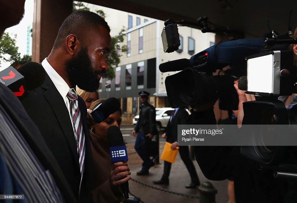 Semi Radradra Appears In Court