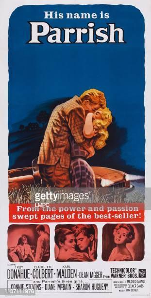 Troy Donahue Diane McBain bottom lr Diane McBain Sharon Hugueny Troy Donahue Connie Stevens on poster art 1961