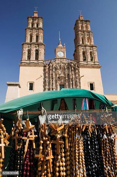 parroquia de nuestra senora de delores church - dolores hidalgo stock pictures, royalty-free photos & images
