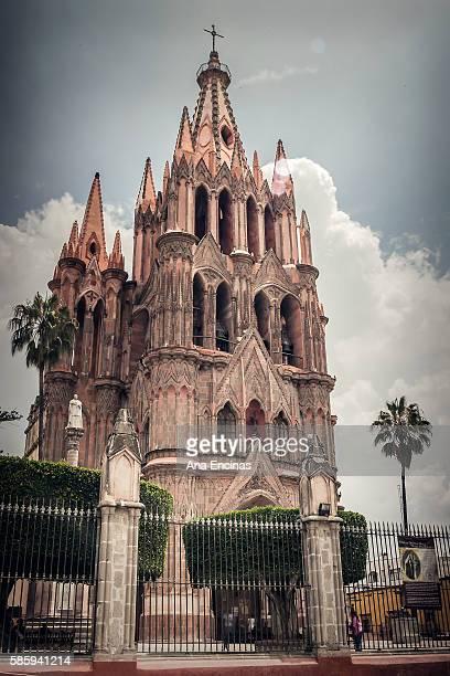 Parroquia de San Miguel Arcángel.