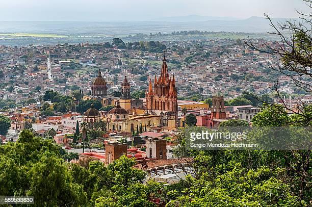 Parroquia de San Miguel Arcángel, San Miguel de Allende, Guanajuato, Mexico - A Mexican Magical Town