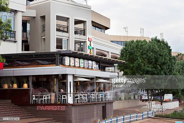 parrots restaurant in centurion mall - centurion south africa stock pictures, royalty-free photos & images