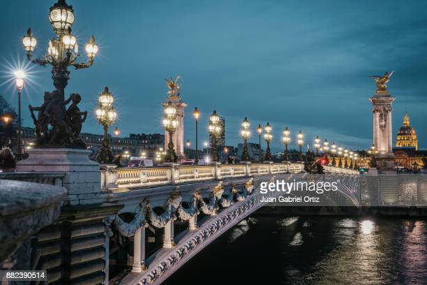 París Alexander III bridge