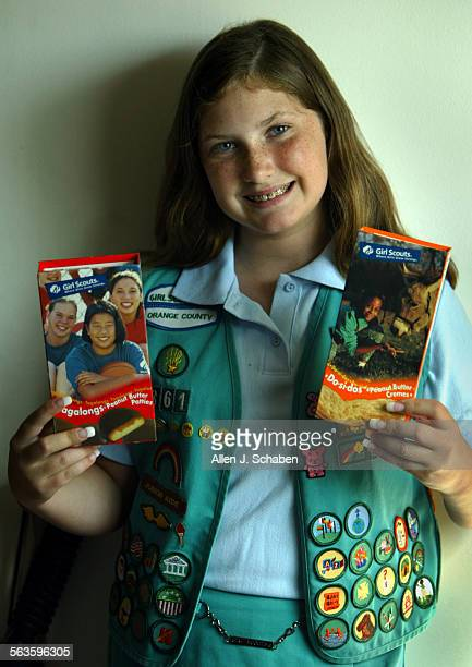 Parsons column for Sunday is an interview with Alyssa Allison of Costa Mesa who was the top Girl Scout cookie seller in Orange County selling 1758...