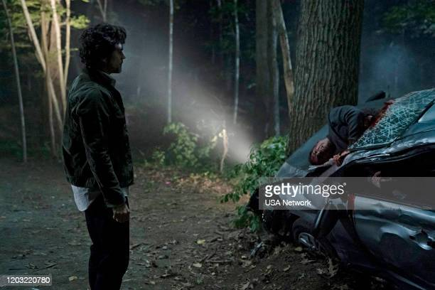 THE SINNER Part I Episode 301 Pictured Matt Bomer as Jamie Burns Chris Messina as Nick Hass