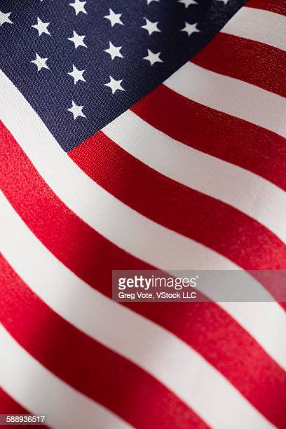 Part of American flag