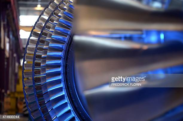 9ha Gas Turbine Pictures and Photos - Getty Images