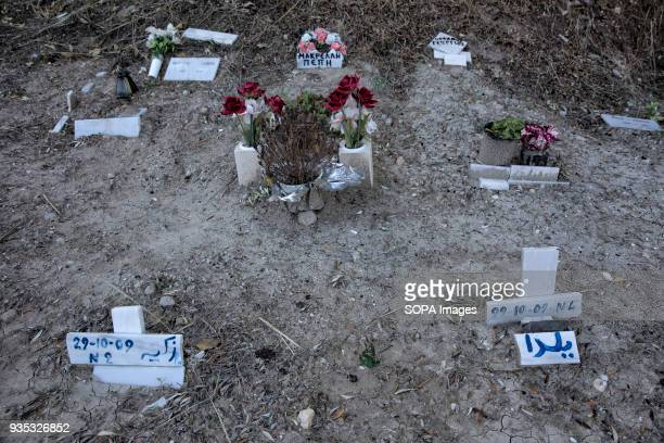 Part of the city cemetery has been designated for the unclaimed bodies of asylumseekers who have washed ashore or been found off the waters of the...