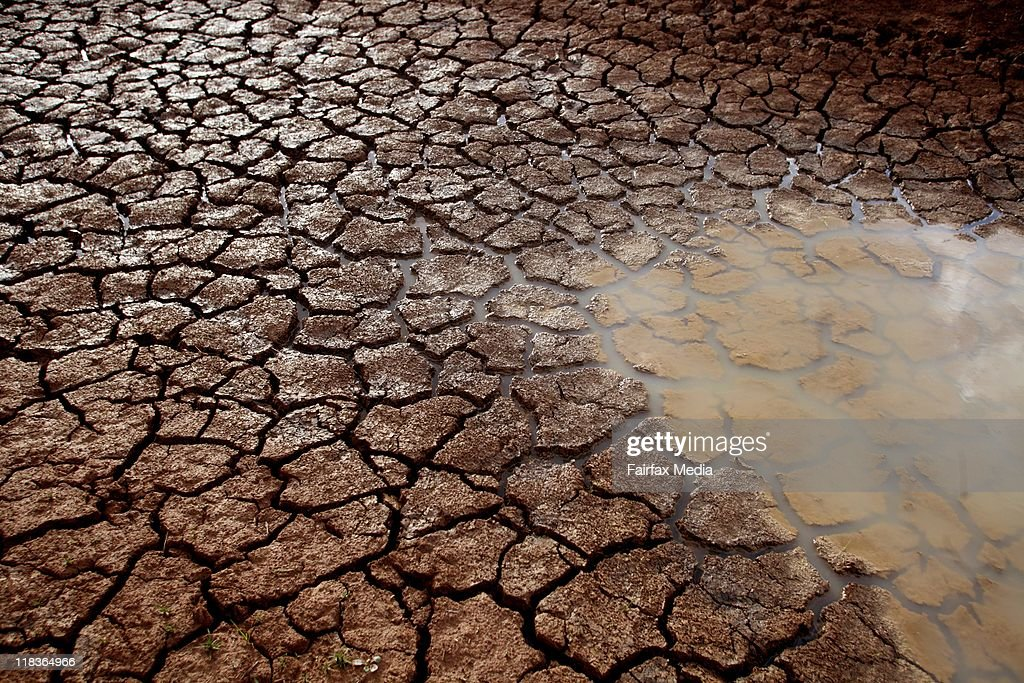 Generic photo of drought : News Photo