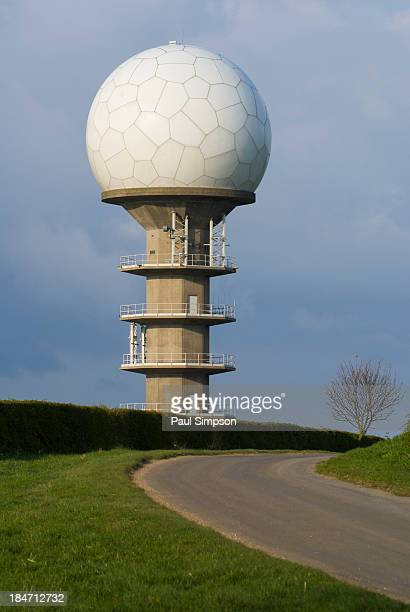 CONTENT] Part of the NATS system the National Air Traffic Services radar network for UK civilian aircraft This one is on the highest point of the...