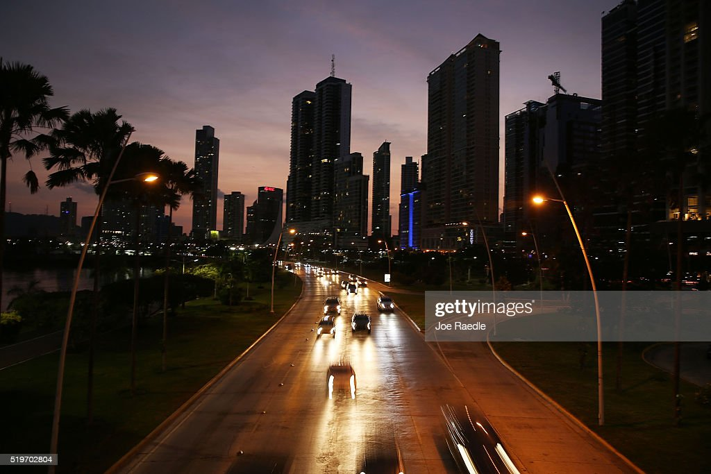 Panamanian Law Firm Mossack Fonseca At Center Of Massive Document Leak Involving World's Rich And Powerful : News Photo