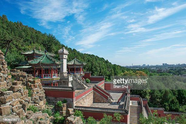 Part of the Summer Palace in Beijing