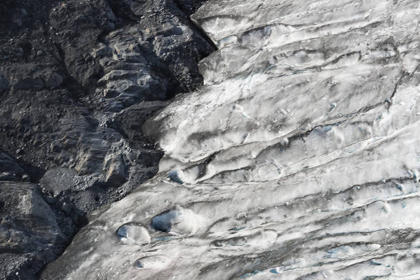 AK: Scientists Study Ice Melt On The Wolverine Glacier In Alaska