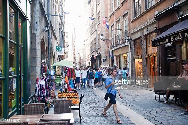 Part of Vieux Lyon