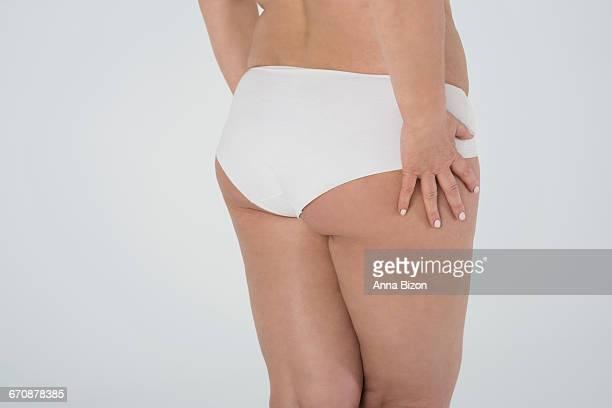 Fat ass mature