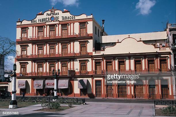 Partagas Factory in Havana Cuba 2005