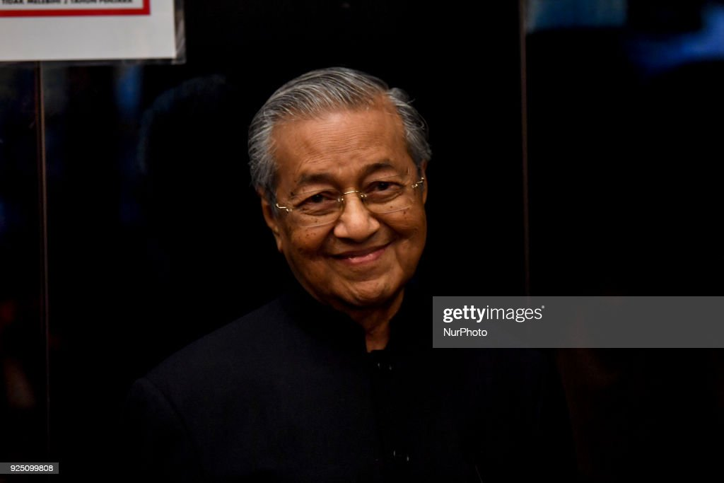Mahathir Mohamad trial