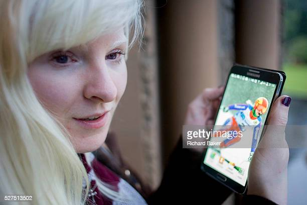 Partiallysighted skiing paralympian from the Sochi Olympics Kelly Gallagher Belfast Northern Ireland Having the sight of only a few feet and with...