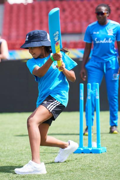 AUS: Cricket 4 Good Women's T20 World Cup Clinic: West Indies