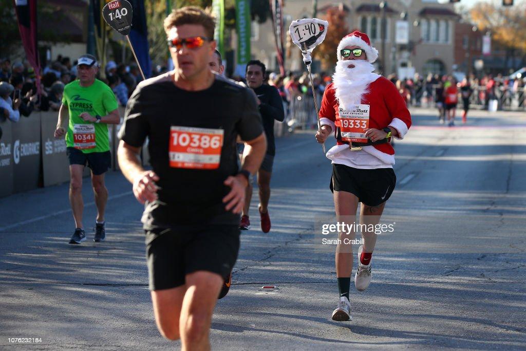 Humana Rock 'n' Roll San Antonio Marathon & 1/2 Marathon - Day 2 : News Photo