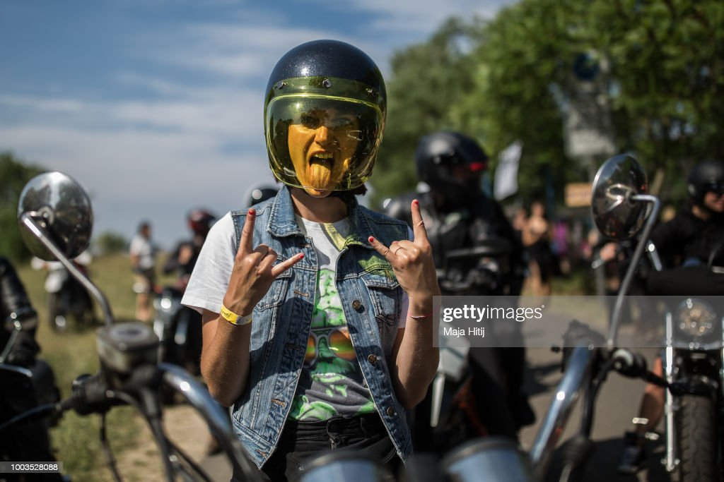 A Women-Only Motorcycle Fest in Germany