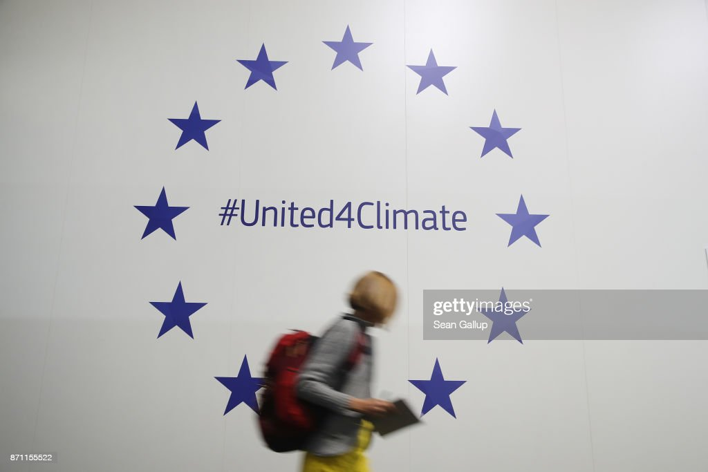 COP 23 United Nations Climate Conference In Bonn : News Photo