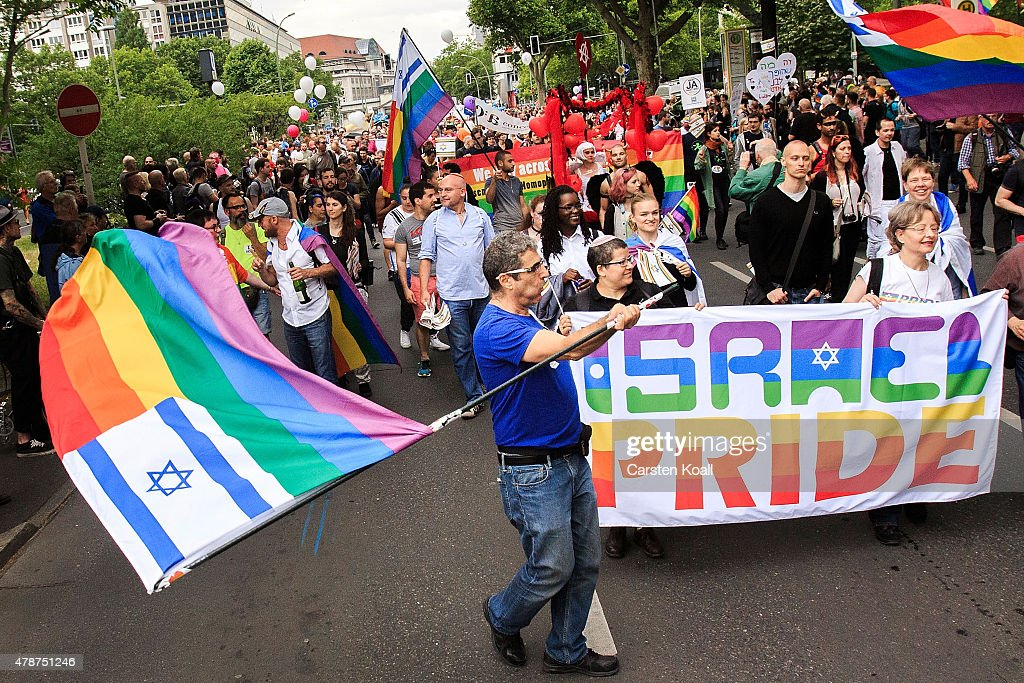 Gay Pride Is Celebrated In Berlin : News Photo
