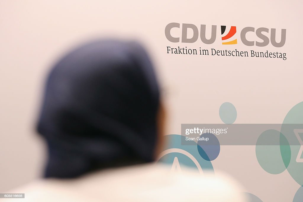 CDU And CSU Hold Religions Conference : News Photo