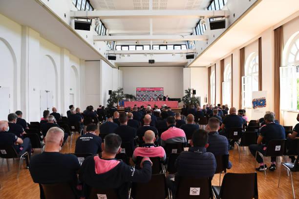 ITA: 104th Giro d'Italia 2021 - Press Conferences