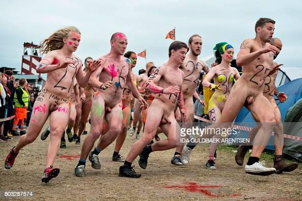 roskilde naked run
