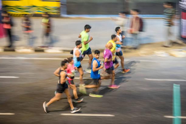 IND: Tata Mumbai Marathon 2020