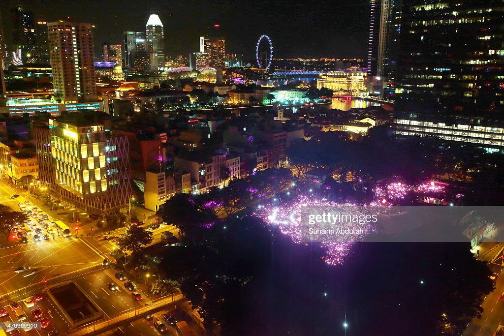 Pink Dot Rally Held In Singapore : News Photo