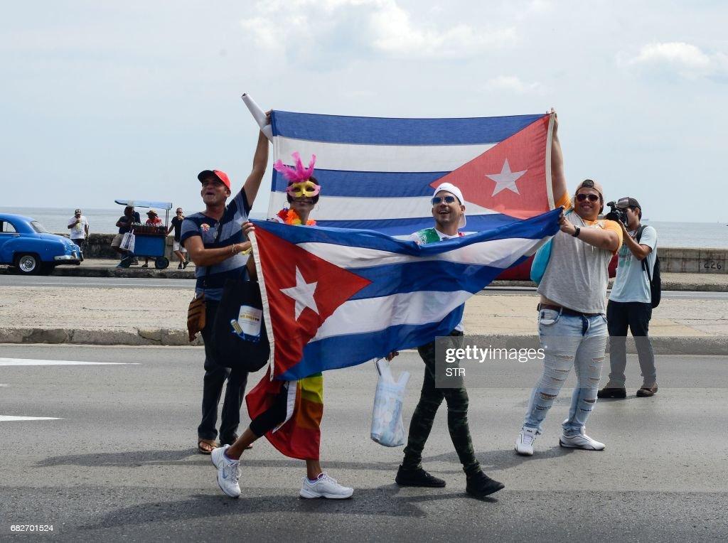 Cuba Gay Parade News Photo