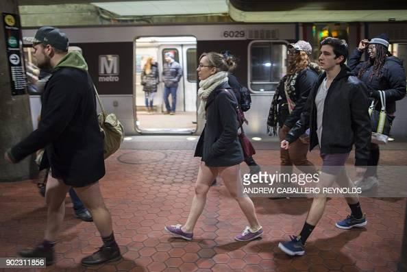 No Pants Subway Ride | Toronto Star