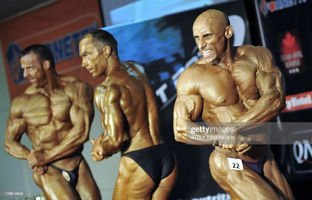 Amateur association body building