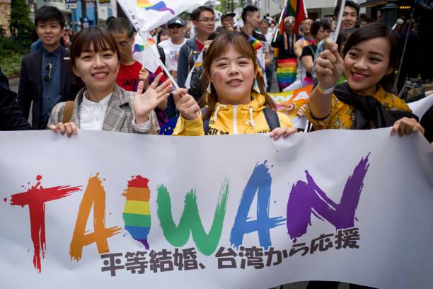 JPN: Tokyo Rainbow Pride Parade 2019