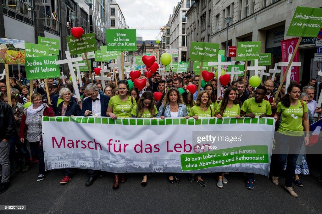 Marsch Fürs Leben Berlin