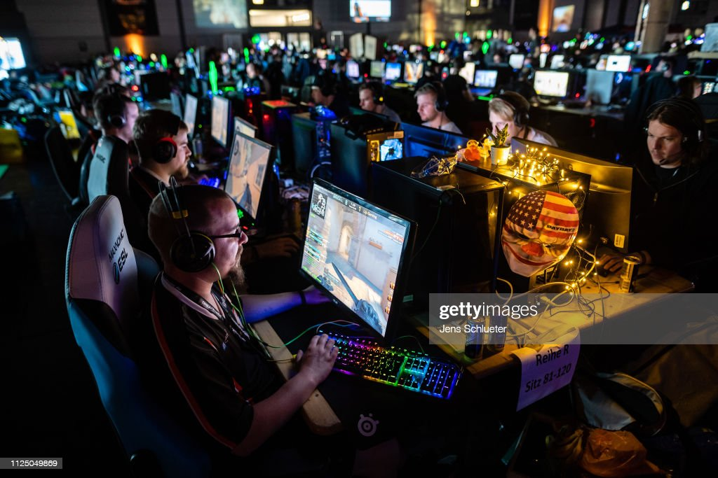DEU: DreamHack Leipzig 2019 Gamers Convention