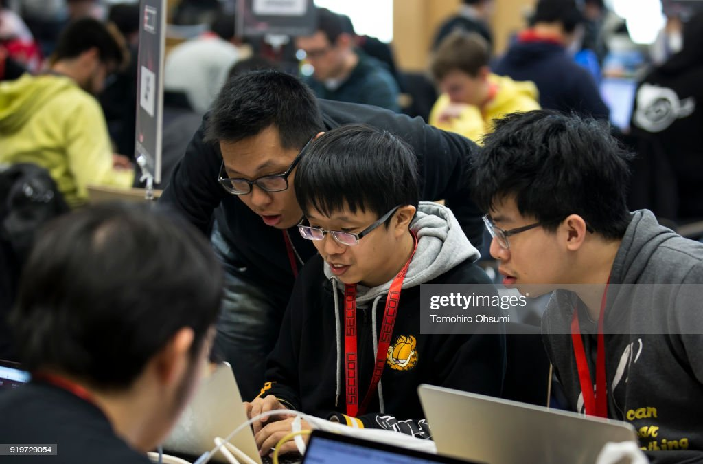 Hackers Compete Their Skills During SECCON 2017 International Competition