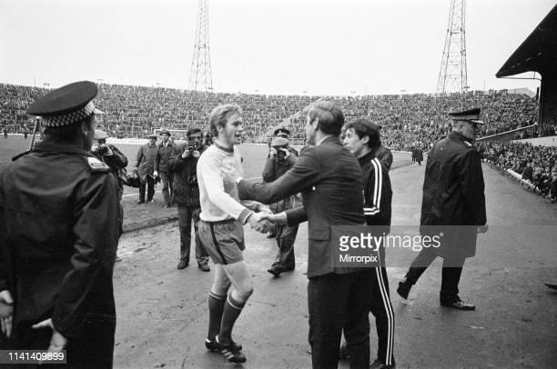 Partick Thistle 4-1 Celtic, Scottish League Cup Final, Hampden Park, Saturday 23rd October 1971.
