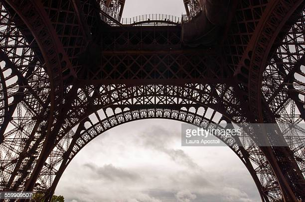 Particular of Eiffel tower