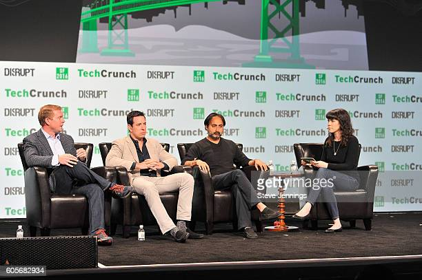 Partner Andreessen Horowitz Ted Ullyot Founder and CEO of Tusk Holdings Bradley Tusk Managing Director of General Catalyst Hemant Taneja and...