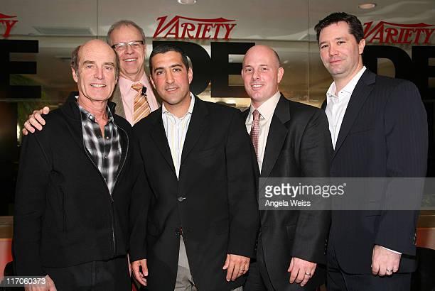 Partner of Ziffren Brittenham LLP Skip Brittenham editor of Variety Tim Gray president of business affairs and administration of Columbia Pictures...
